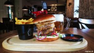 Forhaus domáci burger