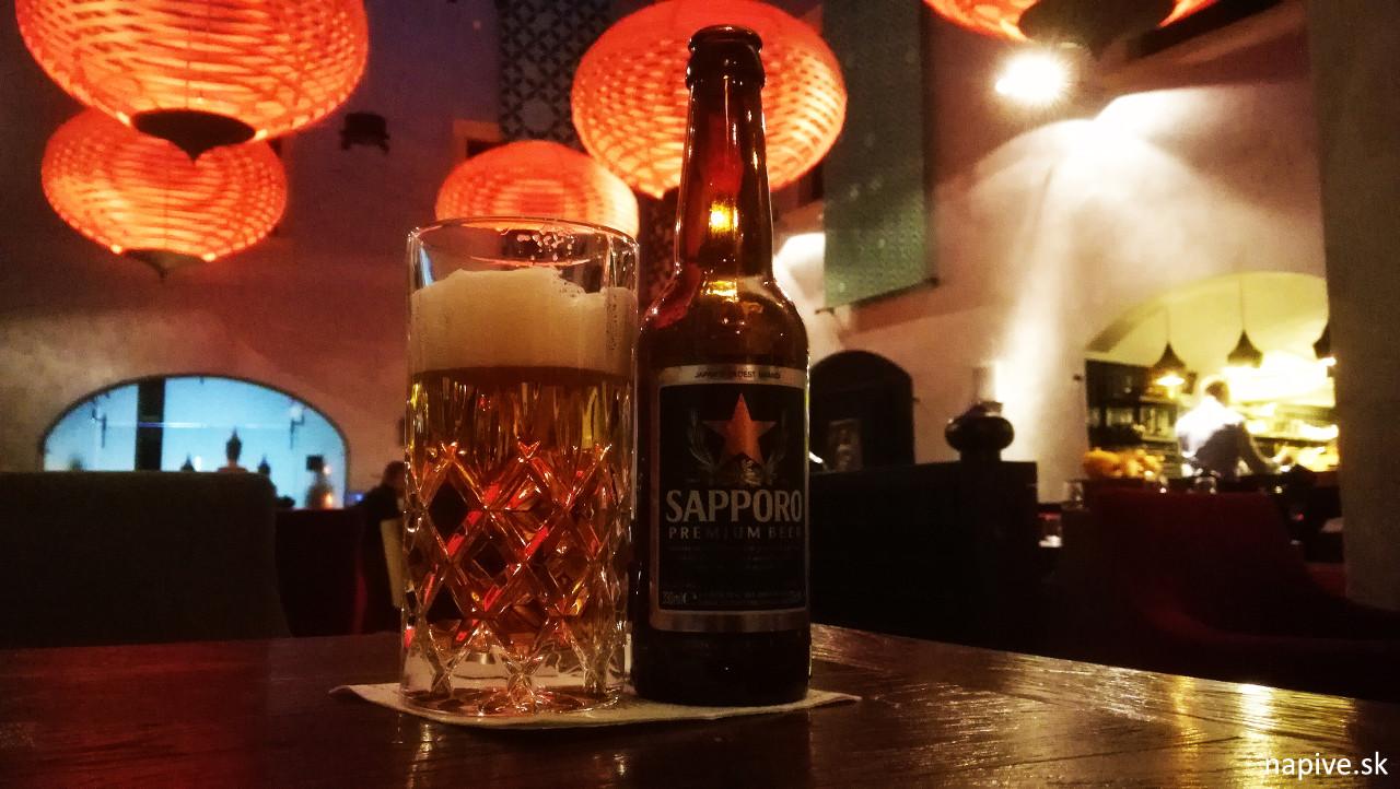Pivo Sapporo