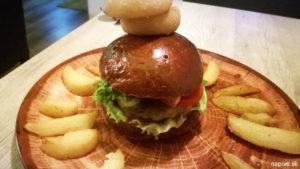 Shiva hovädzí burger