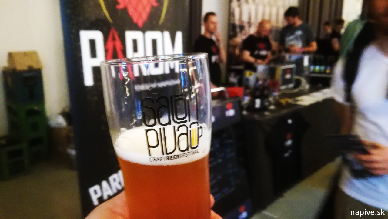 Pivovar Parom - Debakel