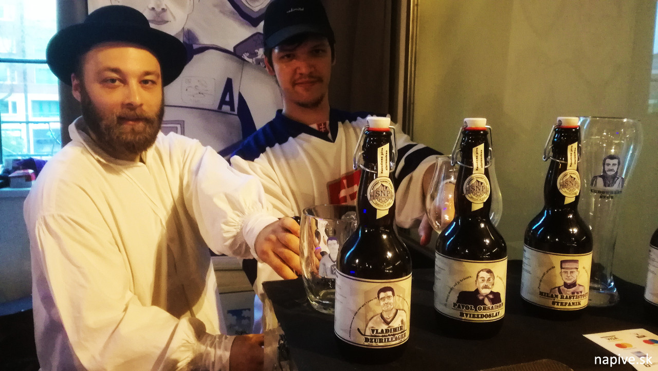 Vladimír Dzurillager Slovenský národný pivovar