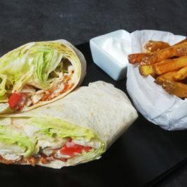 Kuracie burrito Depo Trnava