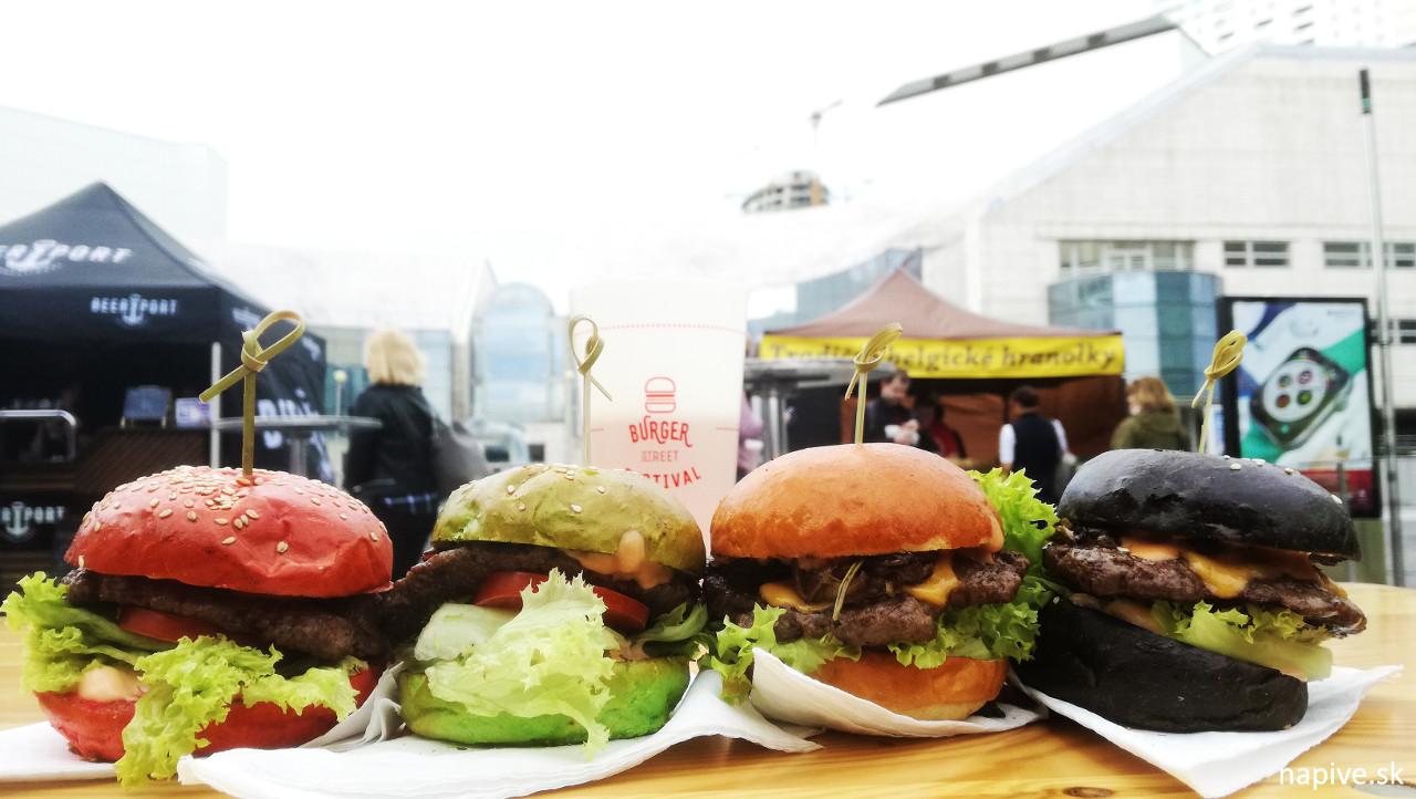 Nebeský burger