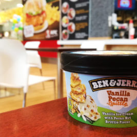 Zmrzlina v KFC