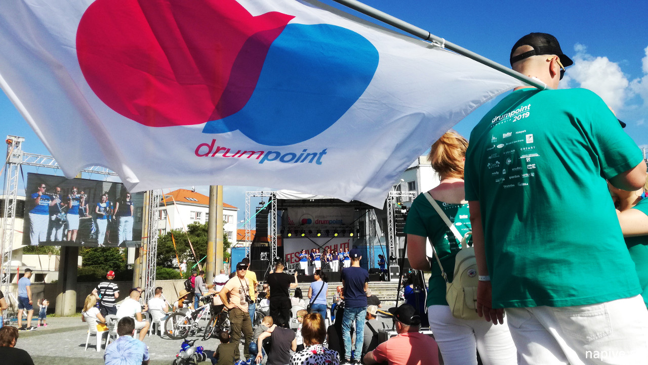 Drumpoint Nitra 2019
