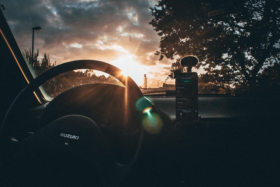 Držiak do auta