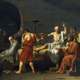 Sokratova smrť
