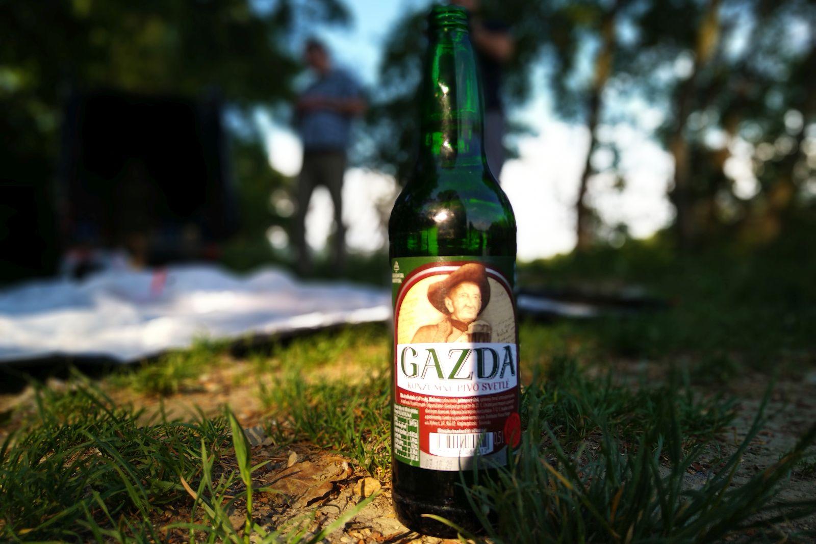 Pivo Gazda