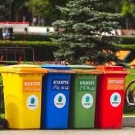 Ako ekologicky zbierať odpad